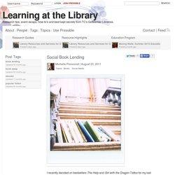Social Book Lending