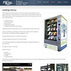 Public Information Kiosk, Inc.Public Information Kiosk, Inc.