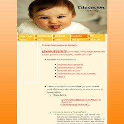 LENGUAJE - LOGOPEDA; EDUCACIÓN EN LA RED