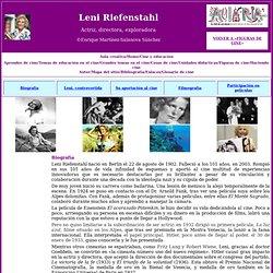 Leni Riefensthalt