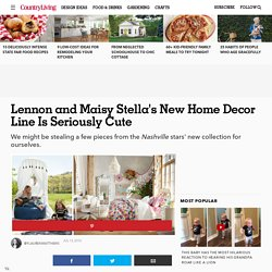 Lennon and Maisy Stella Home Decor - Lennon & Maisy for PBteen