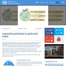 Lenochův průvodce k záchraně světa «