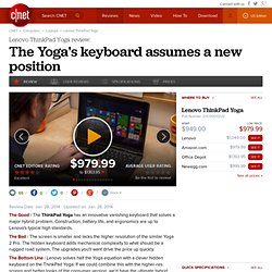 Lenovo ThinkPad Yoga Review - Watch CNET's Video & Read Our Review