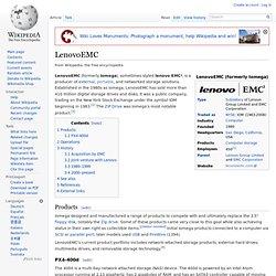 LenovoEMC