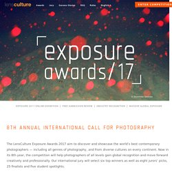 Exposure Awards 2017