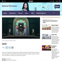 Lent - Classroom - BTN