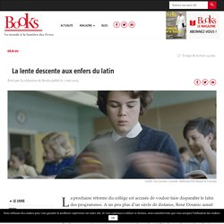 La lente descente aux enfers du latin - Books