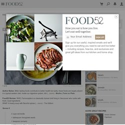 Red Lentil Soup with Beet Greens recipe on Food52.com