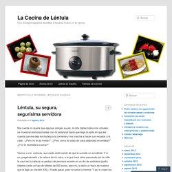 La Cocina de Léntula