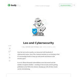 Leo and Cybersecurity