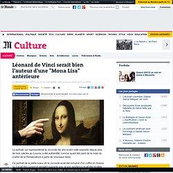 """Léonard de Vinci serait bien l'auteur d'une """"Mona Lisa"""" antérieure"""