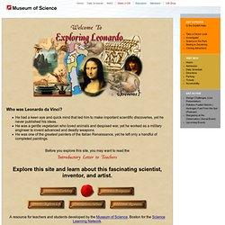 Leonardo Home Page