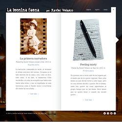 La leonina faena, por Xavier Velasco