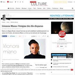Léonora Miano: l'énigme des fils disparus - Lire