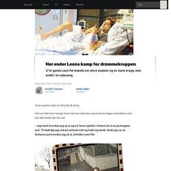 Leons kamp mot anoreksi - Livsstil