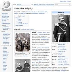 Leopold II. Belgický