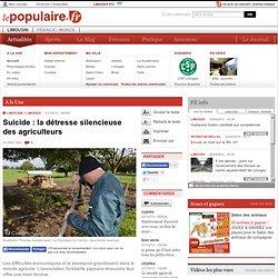 Suicide : la détresse silencieuse des agriculteurs