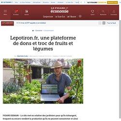 Lepotiron.fr, une plateforme de dons et troc de fruits et légumes