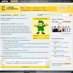 Leprechaun - Simpson Wiki en Español, la wiki de Los Simpson