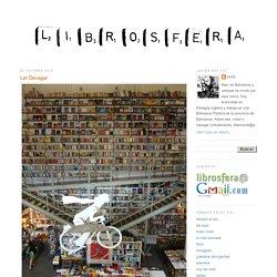 Librosfera: Ler Devagar