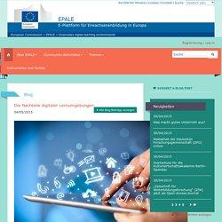 Die Nachteile digitaler Lernumgebungen - Europäische Kommission