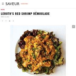 LeRuth's Red Shrimp Rémoulade Recipe