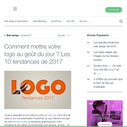 Les 10 tendances de logo en 2017 - Wix.com