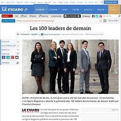 Les 100 leaders de demain