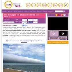 Les 8 nuages les plus rares et les plus beaux