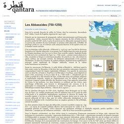 Les Abbassides (750-1258)