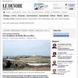 Les Acadiens de Belle-Île-en-Mer