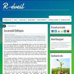 Les accords Toltèques - R-éveil