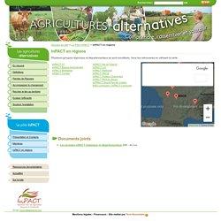 Les agricultures alternatives