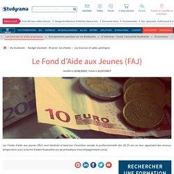 Les aides du Fond d'Aide aux Jeunes (FAJ)
