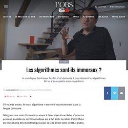 Les algorithmes sont-ils immoraux?