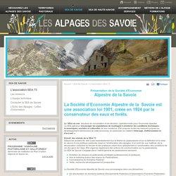 Les Alpages des Savoie