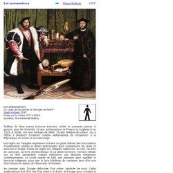 Les ambassadeurs de Hans Holbein