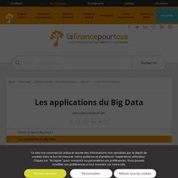 Les applications du Big Data