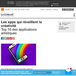 Les apps qui réveillent la créativité