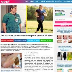 Les astuces de cette femme pour perdre 55 kilos