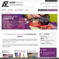 Les ateliers créatifs - Azefir