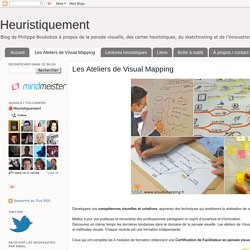 Ateliers de Visual Mapping