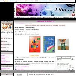 Les ateliers de lecture CE1