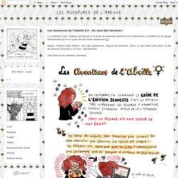 Les Aventures de l'Abeille / Blog BD