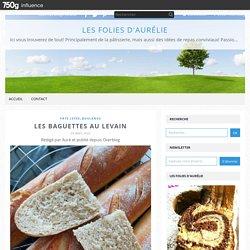 Les baguettes - Les Folies d'Aurélie