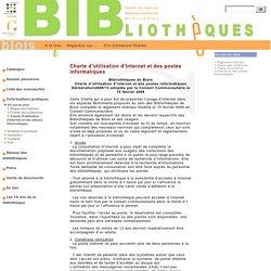 Les bibliothèques de Blois