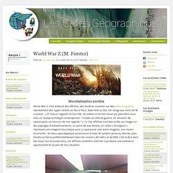 World War Z (M. Forster)