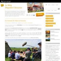Les Carnets de Julie en Aveyron