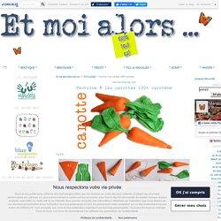 les carottes 100% carotène