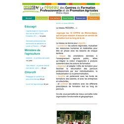 Les CFPPA de Rhône Alpes